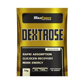 Dextrose Sem Sabor Natural Max Force 1 Kg Promoção