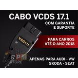 Lançamento! Cabo + Programa Vagcom Vcds 17.1 Mercadoenvios