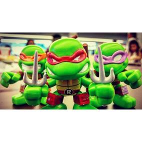 Tartarugas Ninja Coleção Completa Bob