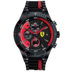 Relógio Ferrari 830260 Preto + Frete Garantia 12x Sem Juros