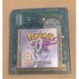 Pokemon Cristal En Español Para Game Boy Color