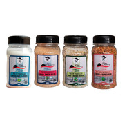 Kit Sal De Parrilla Clas.+dry Rub+chimichurri+sal Rosa Hima