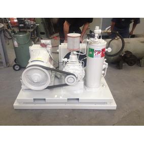 Compresor Marca Leroy De 30 Hp Reconstruido
