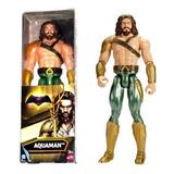 Aquaman Liga De La Justicia Muñeco 30cm Dc - Fair Play Toys