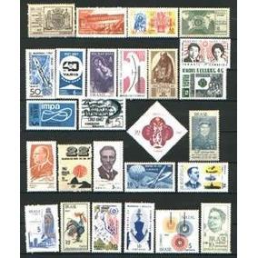 11 Anos Completos - Comemorativos 1961 A 1971 - Ver Fotos