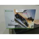 Xbox One S 1tb, Juego Forza 3. Resolucion 4k. Nuevo