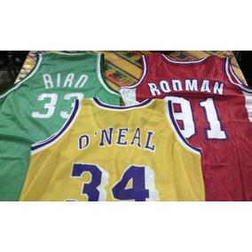 Camisetas De Basquet Original Nba, Lakers, Celtics, Converse