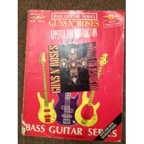 Partituras De Bajo Guns N Roses