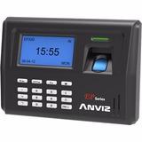 Control De Tiempos Asistencia Biometrico Anviz Ep300 Huella