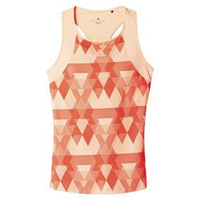 Musculosa adidas Tennis Club Printed Trend Mujer Sa/co
