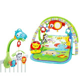 Gimnasio Y Movil Rainforest Fisher Price Fbh65