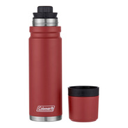 Termo Colman Acero 700ml Hrtg Red Coleman