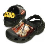 Crocs Originales Star Wars Niños Darth Vader Guerra Galaxias