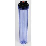 3 Filtros Tanque Xl Con 2 Polipropilenos Y 1 Carbon (20 )