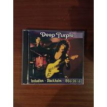 Deep Purple - Stockholm 1985