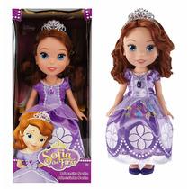 Muñeca Disney Princesita Sofia Original Mundo Manias