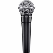 Microfone Shure Sm58-lc Original Mexico I Loja