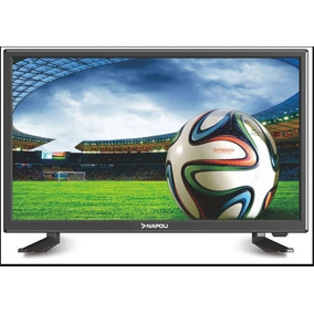 Tv 24 Pol Napoli Led Npl-24d450 Isdb-t (hd/digital/hdmi/usb)