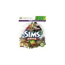 Jogo The Sims 3 Pets Xbox 360 Midia Fisica