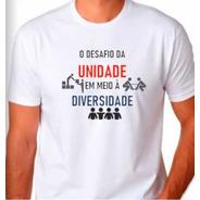 Camisa Unidade - Clube Da Sabedoria