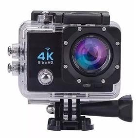 Câmera Action Go Cam Pro Sport Ultra 4k Full Hd Prova D