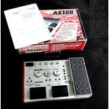 Toneworks Ax10b Bajo Eléctrico Suelo Modelador / Pedal De E