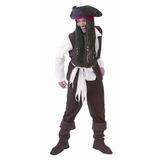 Disfraz Piratas Del Caribe Adulto Hombre Halloween