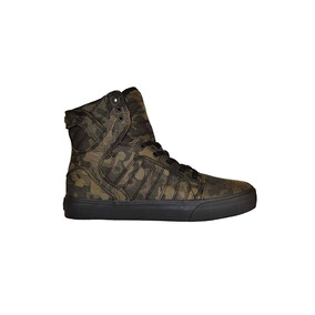 Zapatillas Supra Skytop Camo/black (58002-331-m) Sp081110