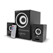 Juego De Parlantes Multimedia 2.1 Usb Bluetooth / Usb / Fm