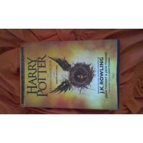 Livro Harry Potter E A Criança Amaldiçoado