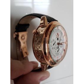 10964b6a9c8 Relogio Bulgari Carillon Tourbillon - Relógios no Mercado Livre Brasil