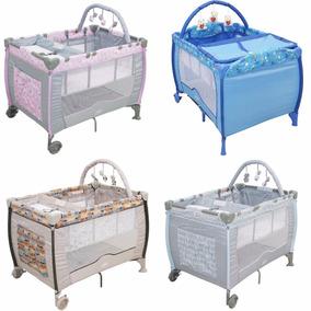Berço Bebê Cercado Desmontavél Móbile Plus Baby Style !