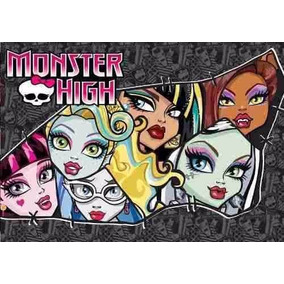 Kit Imprimible 2x1 Monster High Fiesta Cumpleaños Recuerdo
