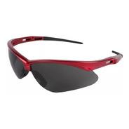 Oculos Jackson Safety Nemesis Vermelho Uv Lente Fume