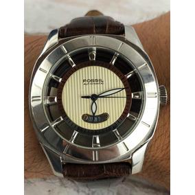 4452e8276da1 Reloj Fossil Arkitekt Automatico - Relojes en Mercado Libre México