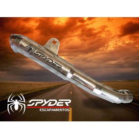 Ponteira Escapamento Inox Spyder Bandit 650 Lançamento !!