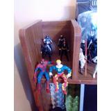 Coleccion De Figuras Starwars Marvel Y Wwe