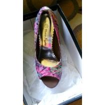 Zapatos Dama Maria Pizzola Y Botas