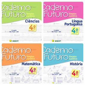 Kit Caderno Do Futuro 4 Ano Do Aluno