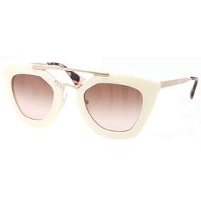 Óculos Prada Social 54l White!! Novo,na Caixa! Made In Usa - Óculos no  Mercado Livre Brasil 62471de15d