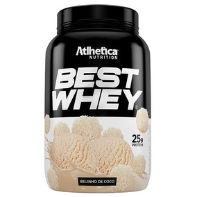 Best Whey (900g) - Atlhetica Nutrition - Beijinho De Coco
