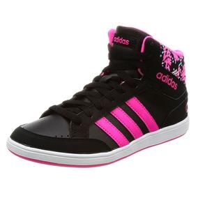 Zapatilla adidas Hoops Mid K