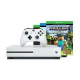 Consola Xbox One S Microsoft 500gb Y Minecraft