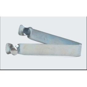 Clip De Aluminio