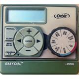 Reloj Temporizador Digital Sistema Riego Orbit 57854