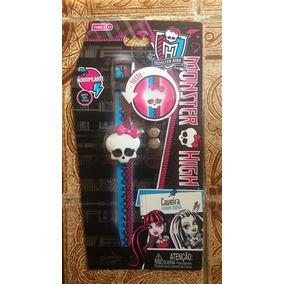 Monster High - Caveira Relógio Digital