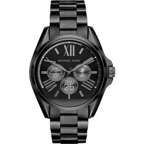 Reloj Inteligente Michael Kors Access Bradshaw Mkt5005 Negro