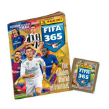 Combo Fifa 365 2018 Album+display Panini Nacional - Combo Fi