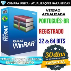 Winrar Serial - 32/64 Bits - Licença Vitalícia