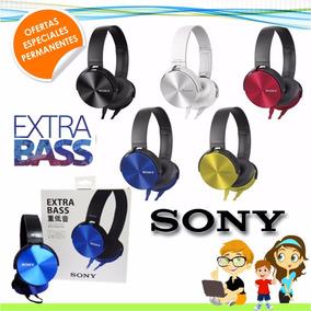 Audifonos Sony Mdr Xb 450 Extra Bass Colores Surtidos Oferta
